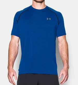 43% OffSelect Men's UA Tech Short Sleeve T-Shirt @ Under Armour