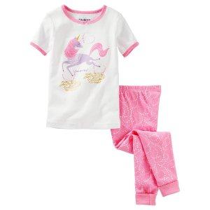 Toddler Girl 2-Piece Snug Fit Cotton PJs | OshKosh.com