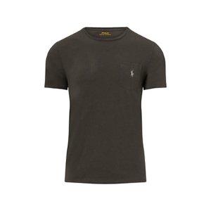 Cotton Jersey Pocket T-Shirt - Tees  T-Shirts & Sweatshirts - RalphLauren.com