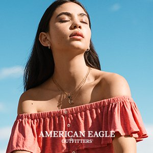 30% OffSitewide @ American Eagle