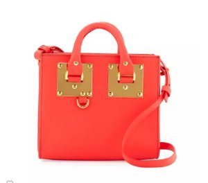 Last Day! $125 Off $500 Selected Sophie Hulme Handbags @ Neiman Marcus