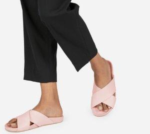 $118The Form Crossover Sandal  @ Everlane