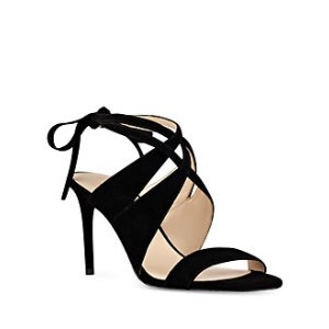 Ronnie Suede Dress Sandals