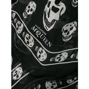 Alexander McQueen Skull Scarf - Farfetch
