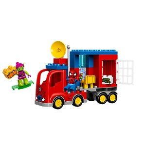 Spider-Man Spider Truck Adventure | LEGO Shop
