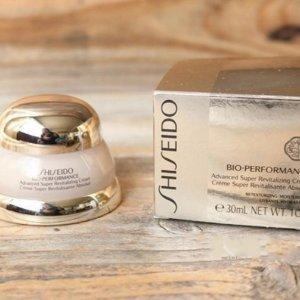 3 for £88.26Shiseido Bio-Performance Advanced Super Revitalizing Cream 30ml