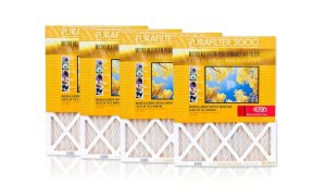 $19.99Purafilter Gold High-Efficiency Air Filters (4-Pack)