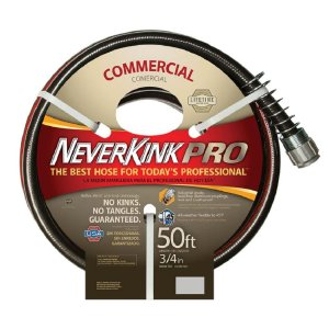 Neverkink PRO 3/4 in. Dia x 50 ft. Commercial Duty Water Hose