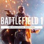 战地1 革命版 PS4/ Xbox One 游戏