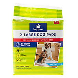 Top Paw® Dog Pads | dog Potty Training