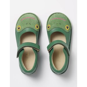 Leather Mary Janes C0016 Shoes at Boden