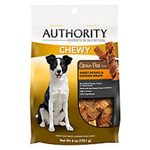 Authority® Chewy Wrap Dog Treat | dog Chewy Treats | PetSmart