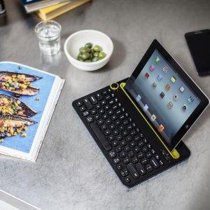 $24.99 (原价$49.99)Logitech K480 多平台蓝牙键盘 黑色