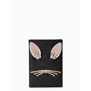 兔耳朵护照夹