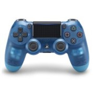 Sony DualShock 4 Controller for PlayStation 4, Blue Crystal (Walmart Exclusive) - Walmart.com
