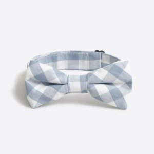 Boys' Patterned Bow Tie : Boys' Ties | J.Crew Factory