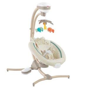 $99.98Fisher-Price 豪华版婴儿电动摇篮