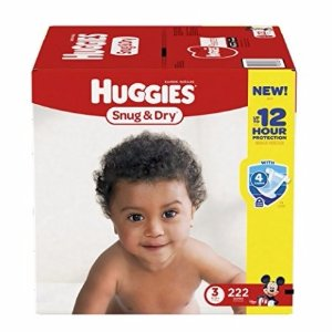 $15.11Huggies Snug & Dry Diapers