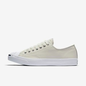 Converse Jack Purcell Leather Low Top Unisex Shoe.