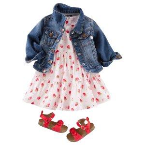 Baby Girl OKS17APRBABY21 | OshKosh.com