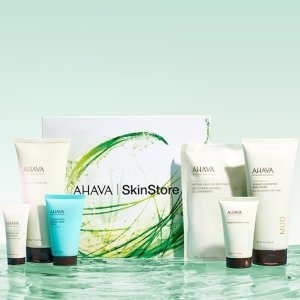 Dealmoon exclusive!26% offSKINSTORE X AHAVA LIMITED EDITION BEAUTY BOX (WORTH $103)