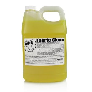 Chemical Guys Fabric Clean Carpet and Upholstery Shampoo and Odor Eliminator (1 Gal)