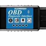 KOBRA OBDII OBD2 Bluetooth Auto Diagnostic Scanner and Car Scan Tool