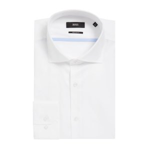 'Gert' | Regular Fit, Cotton Dress Shirt