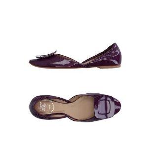 Roger Vivier Ballet Flats -