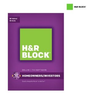 $29.99H&R Block Tax Software Deluxe + State 2016 + $20 Nike GC