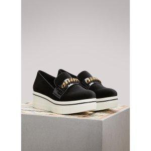 STELLA McCARTNEY - Binx loafers