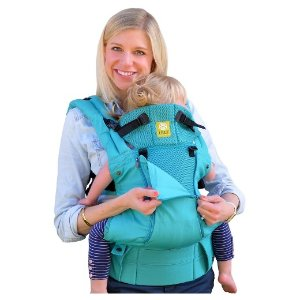 LILLEbaby Complete All Seasons Carrier - Turquoise