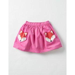 Animal Pocket Skirt G0124 Skirts at Boden