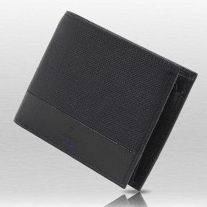 $85.70 / RMB567 直邮中美LANVIN en Bleu 男士牛革真皮钱包 2色可选