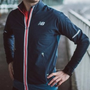New Balance Precision Men's Run Jacket