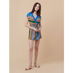 Mini Wrap Dress | Landing Pages by DVF