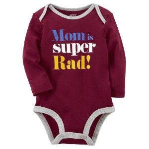 Rad Mom Collectible Bodysuit