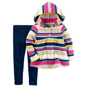 Carter's 2-pc. Stripe Pant Set Girls