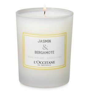 Jasmin & Bergamote Candle | La Collection de Grasse