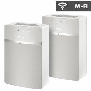 $329.99Bose SoundTouch 10 Wi-Fi 无线音箱 2个装 白色