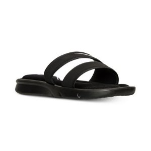 Nike Women's Ultra Comfort Slide Sandals from Finish Line - Finish Line Athletic Sneakers - Shoes - Macy's