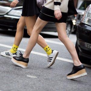 低至4折收厚底鞋、链条包Stella McCartney美包美鞋等折上折