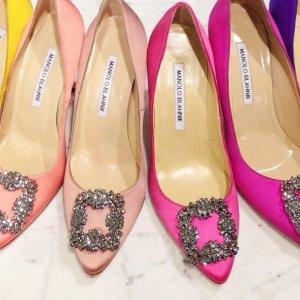 低至5折Manolo Blahnik 女款美鞋
