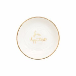 Small Porcelain Plate | White | H&m home | H&M US