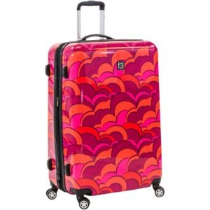 ful Sunset 24 Inch Spinner Rolling Luggage - eBags.com