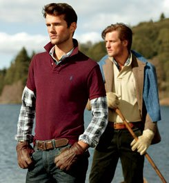 up to 40% off + extra 15% offMen's Polo Shirts Private Sale @ Ralph Lauren