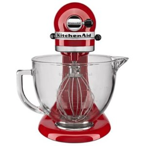 KitchenAid® 5 qt. Stand Mixer with Glass Bowl - Bed Bath & Beyond