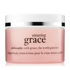 amazing grace | whipped body creme | philosophy