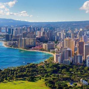 From $9795-Nt Hawaii Waikiki Getaway Package Special