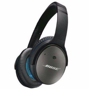 $179黒五价:Bose QuietComfort QC25有源消噪耳机